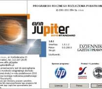 Jupiter 2010 Standard usunięcie podatnika